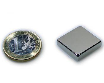Supermagnet für Intelligente ferromagnetische Knete Neodym Quadermagnet