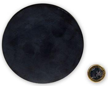 Scheibenmagnet Ø 100,0 x 15,0 mm Y30 Ferrit - hält 11,0 kg