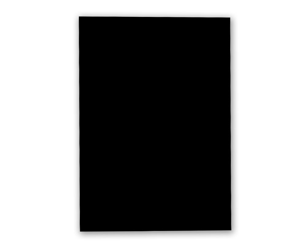 Magnetfolie A4 (297 x 210 mm) - Schwarz