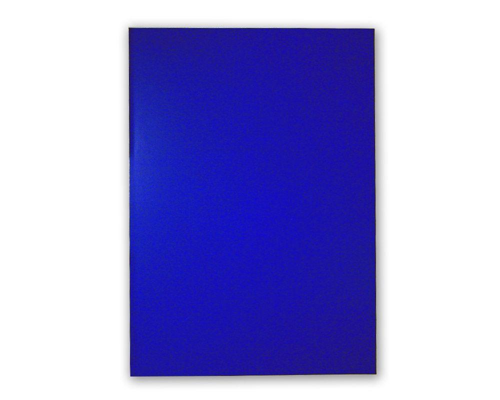 Magnetfolie A4 (297 x 210 mm) - Blau