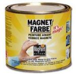 MagnetFarbe - Magpaint - magnetische Wandfarbe 500 ML