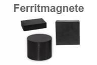 Ferrit Magnete Magnetshop