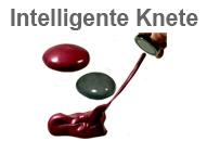Intelligentes Knetgummi - ferromagnetisch-