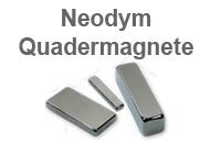 Neodymmagnete Quadermagnete Magnet shop