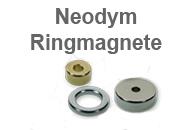 Neodym Ringmagnete Magnetshop